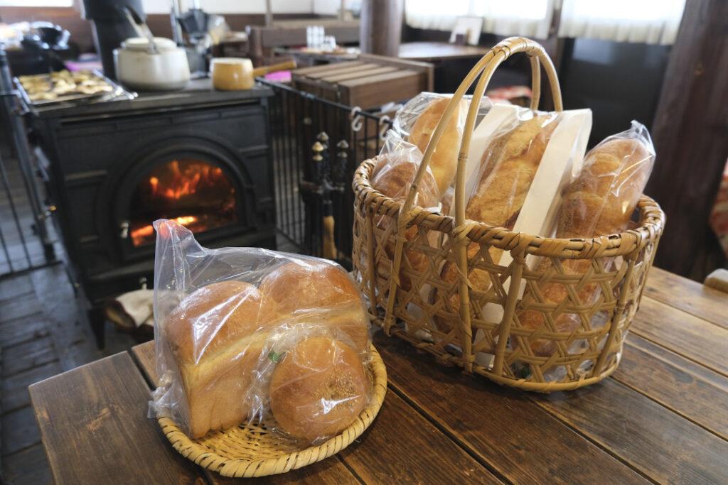 パーニスのパン