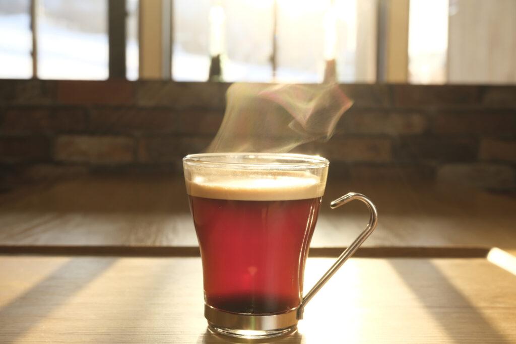 だいちcafeのコーヒー